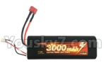 HG P801 P802 Parts-154-01 G10404 7.4V 3000MAH Battery,7.4V 3000MAH lI-Poli Pack(1pcs)