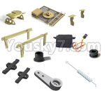 HG P801 P802 Parts-160 8ASS-802 802 conversion package