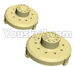 HG P801 P802 Parts-34 JK-08-31 Wheel Hub coverX2