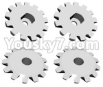 HG P801 P802 Parts-43 W01054 W01055 Differential planet, driven gear(4pcs)