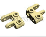 HG P801 P802 Parts-55 JK001-04 Linked rope positioning member-2pcs-(Green Or Yellow)