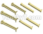 HG P801 P802 Parts-71 JK002-08 Zinc alloy Body angle column(Green Color,Can only be used for HG-P801)