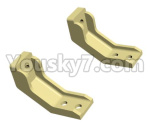 HG P801 P802 Parts-86 JK006-20 Fixed Seat for the Truck head-2pcs-(Green Or Yellow)