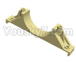 HG P801 P802 Parts-90 JK014-52 Motor reinforced base-(Green Or Yellow)