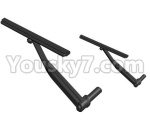 HG P801 P802 Parts-95 JK-21-150 Wipers