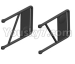 HG P801 P802 Parts-96 JK-21-92 JK-21-93 Rear view frame for the Truck head(2pcs)