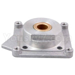 HSP 94188 Car spare parts-02060-04 Zhongyang 18CXP Engine Accessories, 02060 Metal Engine Rear Cover, Ride Holder R018