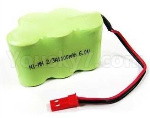 HSP 94188 Car spare parts-02155 Rechargable Ni-MH Battery 6V 1100mA