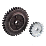 HSP 94188 Car spare parts-08033 Diff. Gear,Differential agear-35T(1pcs) and 17T(1pcs)