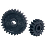 HSP 94188 Car spare parts-08067 Diff. Gear 2,Differential agear 2-27T(1pcs) and 17T(1pcs)