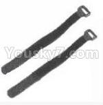 HBX 12895 Parts-Battery tie, plastic tie.
