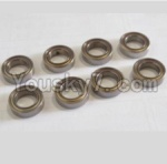 HaiBoXing 12811B Parts-26 79513 Ball Bearing(8PCS)-7.95x13x3.5mm