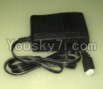HaiBoXing 12813 Parts-22-06 Charger(Can only charge the Upgrade 2800mah Battery)