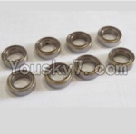 HaiBoXing 12813 Parts-26 79513 Ball Bearing(8PCS)-7.95x13x3.5mm
