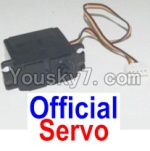 HaiBoXing 12813 Parts-35 12030 5-wire Steering Servo