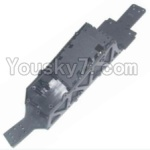 HBX 12881P Parts-01 12001P Chassis,Bottom frame