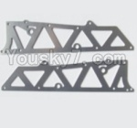 HBX 12881P Parts-02-02 12210 Aluminum Alloy Chassis Side Plates A
