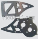 HBX 12881P Parts-02-03 12211 Aluminum Alloy Chassis Side Plates B