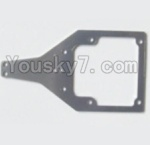 HaiBoXing 12881P Parts-02-04 12212 Aluminum Alloy Servo Cover