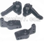 HBX 12881P Parts-09 16027NP Steering cup(2pcs) & Rear shaft seat(2pcs)
