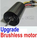 HaiBoXing 12881P Parts-34-01 12215 Upgrade Brushless Motor(2848KV 3800)