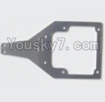 HaiBoXing 12882P Parts-02-04 12212 Aluminum Alloy Servo Cover