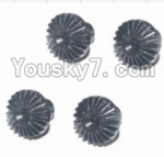 HaiBoXing 12882P Parts-20 12019P Differential hardware gear(4pcs)