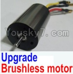 HaiBoXing 12882P Parts-34-01 12215 Upgrade Brushless Motor(2848KV 3800)