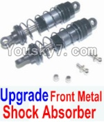 HBX 12883P Parts-07-05 12203 Upgrade Front Metal hydraulic shock absorber(2pcs)