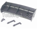 HaiBoXing 12883P Parts-14 12013 Tail wing & Column for the Car canopy
