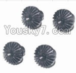 HaiBoXing 12883P Parts-20 12019P Differential hardware gear(4pcs)