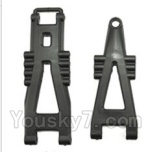 HBX HaiBoXing 12891 Parts-04-03 Front Suspension Arms,Front Swing Arm(2PCS)