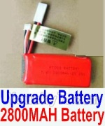 HBX HaiBoXing 12891 Parts-22-04 Upgrade 2800mah Battery(1pcs)
