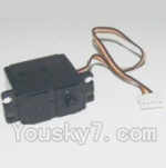HBX HaiBoXing 12891 Parts-35 12030 5-wire Steering Servo