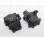 HBX 18859E Parts-02 18100 Diff. Gearbox Housing