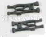 HBX 18859E Parts-06 18104 RearLower Supension Arms,Rear lower Swing Arms(2pcs)