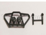 HBX 18859E Parts-19 18013 Bumper Assembly(For RC Truck or Truggy)