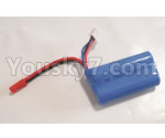 HBX 18859E Parts-34-01 18031 7.4V 650MAH Battery(1pcs)