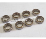 HBX 18859E Parts-36-02 59300 Ball bearing(8pcs)-(5x9x3mm)
