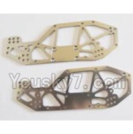 HBX 2098B Parts-04-01 24950 Side Plates(Left and Right)