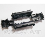 HaiBoXing 2118 Parts-01 25000R Chassis,Bottom frame