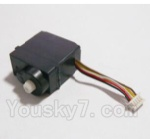 HaiBoXing 2118 Parts-12 25011 5-Wire Steering Servo (9g)