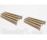 HaiBoXing 2118 Parts-16 25015 Suspension Pins(2x21.8mm)-8pcs