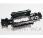 HBX 2128 Parts-01 25000R Chassis,Bottom frame