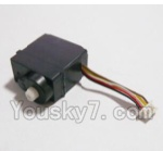 HaiBoXing 2138 Parts-12 25011 5-Wire Steering Servo (9g)