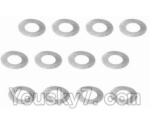 HaiBoXing 2138 Parts-24 25023 Diff. Washers(φ5.88.50.2mm)-12pcs