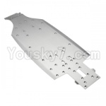 HBX HaiBoXing T6 Spare Parts-TS001 Aluminum Chassis