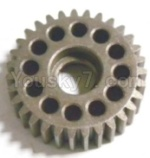 HBX HaiBoXing T6 Spare Parts-TS019 Diff. Idle Gear,Transition Gear