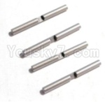 HBX HaiBoXing T6 Spare Parts-TS027 Diff. Bevel Gear Open Pins(4pcs)