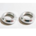 HBX HaiBoXing T6 Spare Parts-TS032 Steering Adjustable Ring(2pcs)